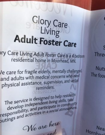 Victoria's Adult Foster-care Home