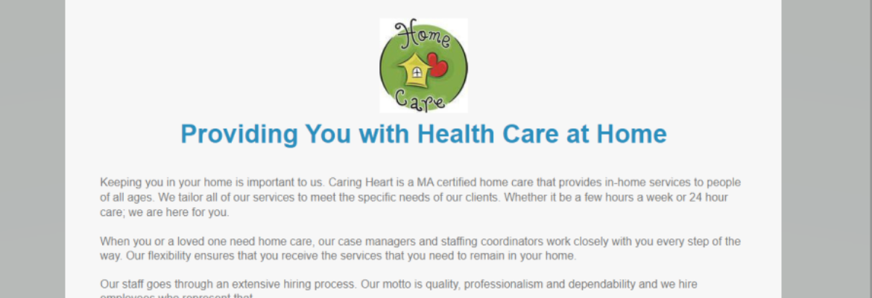 Caring Heart Home HealthCare, LLC (Main)
