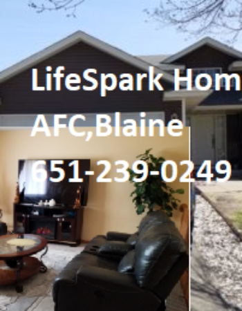 LifeSpark Home Adult Foster Care, Blaine