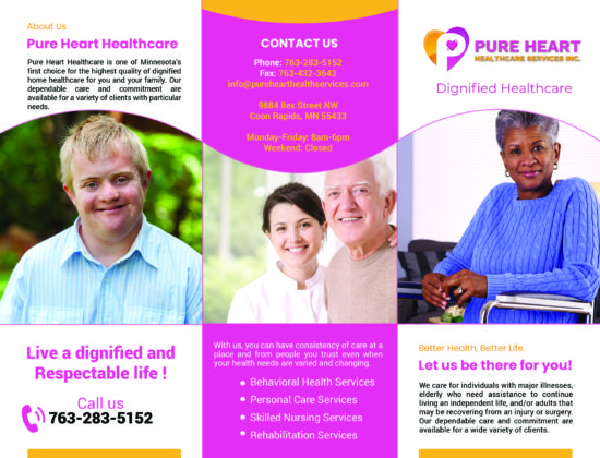 Pure Heart Health Services INC, Coon Rapids