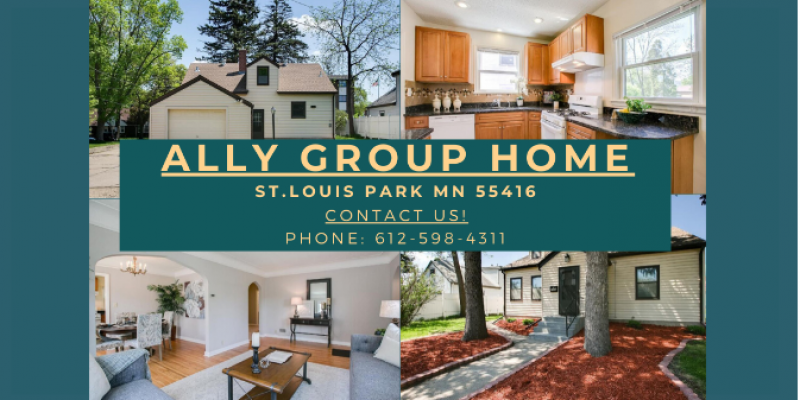 ALLY GROUP HOMES LLC, St. Louis Park
