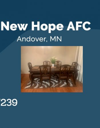 New Hope AFC, Andover